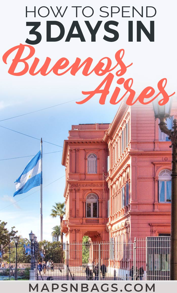Complete travel guide to Buenos Aires. I've made a list of things to do in Buenos Aires, Argentina, that you can use for your bucket list trip in South America. Don't miss the striking architecture in these beautiful photographies. #BuenosAires #Argentina #SouthAmerica #Travel