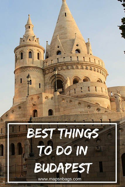 Best guide of top things to do in Budapest that you can't miss! We have listed the best attractions of this pleasant and charming city in a 3-days itinerary. This guide is divided into two parts, read more to find what you can do on the Buda side of the city. #budapest #travel #hungary #itinerary #thingstodo