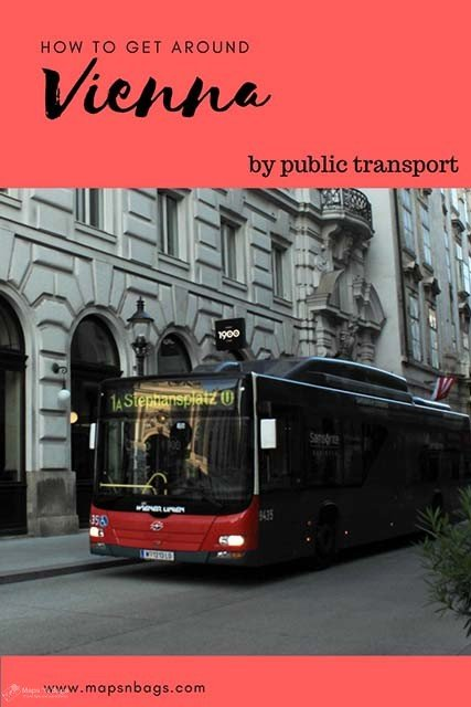 How to get around the Austrian capital by public transport. Using #publictransport #austria #Vienna #travel