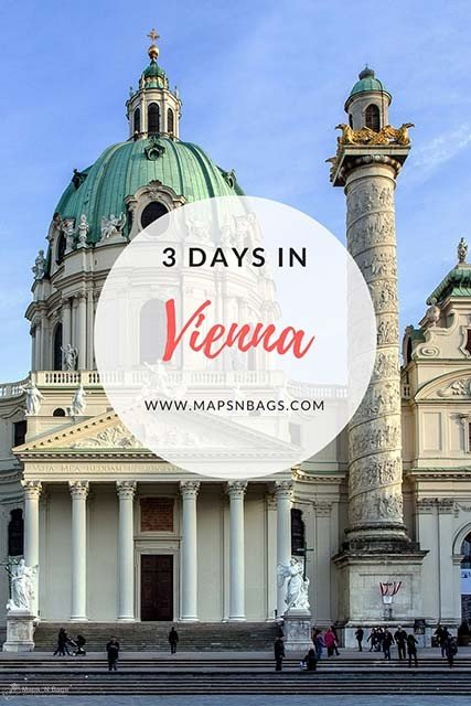 Ultimate guide of top things to do in Vienna that you can't miss! We have listed the best attractions of this fancy and very interesting city in a 3-days itinerary. Read further to know what places you should include in your next trip to Vienna. #austria #vienna #travel #itinerary #thingstodo