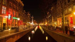Red Light District and Coffee Shops Tips in Amsterdam