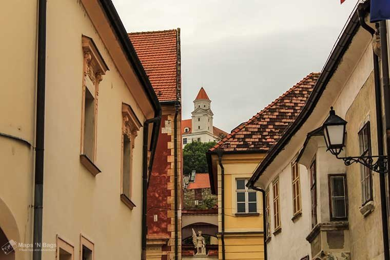 houses-castle-bratislava-things-to-do