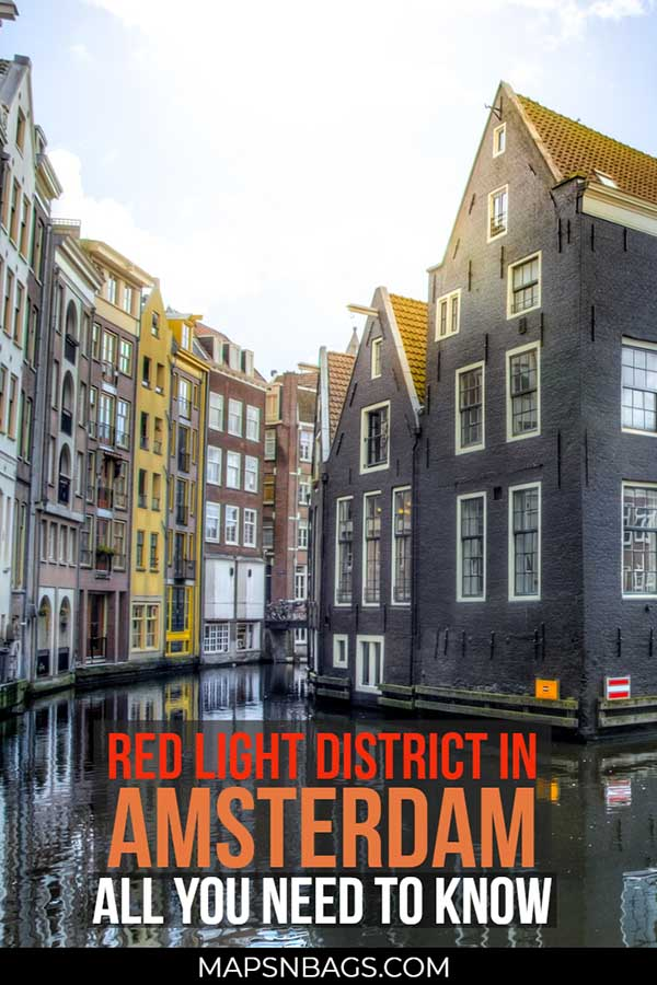Are you headed Amsterdam but you have no idea on what to expect from the infamous Red Light District? Read this resident's guide to know what this place is like. Also, tips on what you should and shouldn't do! #amsterdam #travel #netherlands #RedLightDistrict #CoffeeShop #Weed #MoulinRouge #Girls #Window #Beautiful #nightlife
