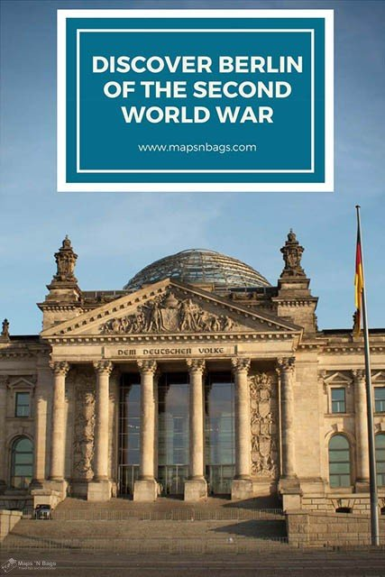 Berlin has many interesting memorials and museums where you can learn more about many aspects of ww2. Check this post out to know which places are those and what you can find there. Read more to know the Berlin of the Second World War. #ww2 #history #berlin #germany #travel