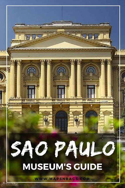 Football and carnival events in Brazil are very famous worldwide, however, many tourists have no idea what Brazilian art is like. That's really a shame because our art pieces are excellent and show the history of a great country. Read more to know which Sao Paulo museums you should visit. #SaoPaulo #Brazil #museum #travel