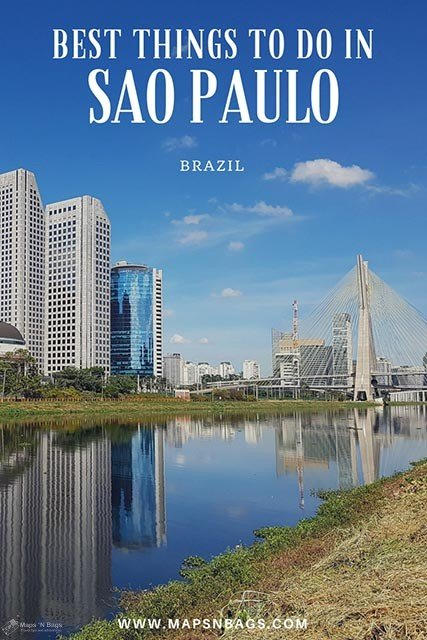Welcome to the biggest city in Latin America! With so many possibilities, how can you know what are the best things to do in Sao Paulo? Check out this local's guide full of tips, so you can make the most out of your trip to Brazil! #SaoPaulo #Brazil #travel #SouthAmerica