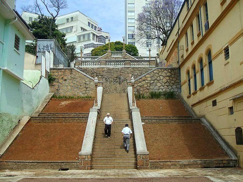 Stairs-Bixiga-sao-paulo-things-to-do-Brazil