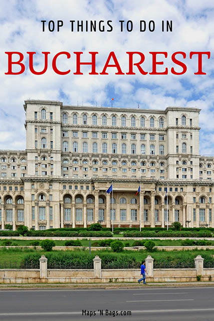 Ready to visit Dracula's city? Bucharest is famous for once being home to this brutal man, but there is way more to find out about Romania in this interesting city. I've put together a list of top things to do in Bucharest, so you can have an awesome time in the Romanian capital! #Romania #Bucharest #Travel #itinerary #thingstodo #Europe