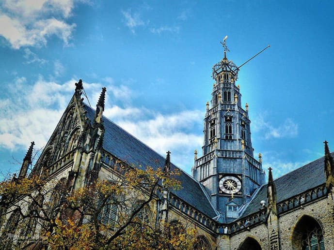 Haarlem in Holland is an excellent day trip from Amsterdam