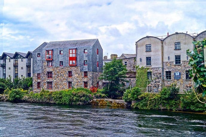 Galway is an excellent day trip from Dublin