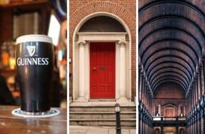 2 days in Dublin itinerary
