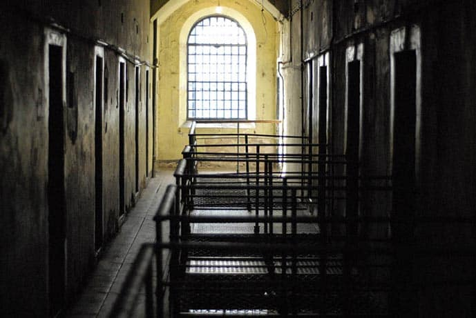 The Kilmainham Gaol Prison is a must-see in two days in Dublin