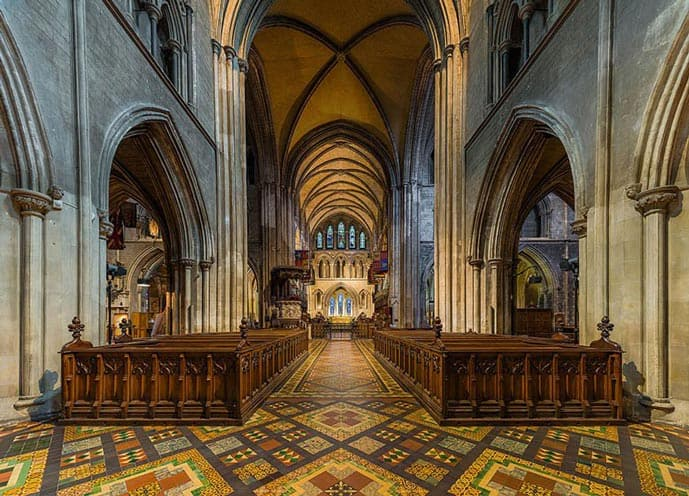 Include the St Patrick's Cathedral in your 2 days in Dublin itinerary