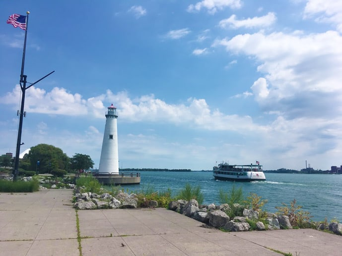 Detroit is one of the best summer vacation spots in the US