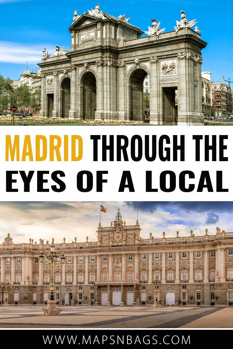 Come to learn more about Madrid with a local! Perri gives us some tips on the best things to do and eat in Madrid! Check it out! #ThingsToDo #Madrid #Spain #Europe #Food #Restaurants #Rooftop #Tips #Umbrellas #Tapas #Espanha #Summer #Winter #Photos #interview