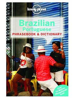 Packing list for Brazil: Brazilian Portuguese phrasebook