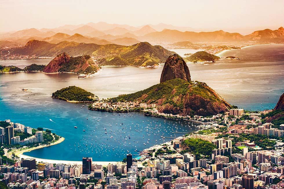 Packing list for Brazil