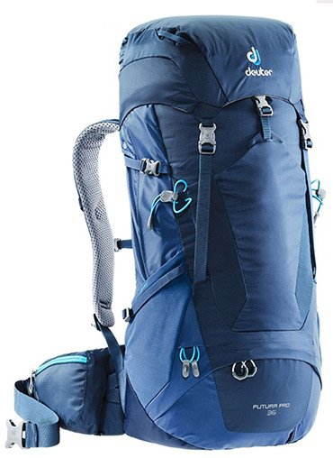 Deuter Futura Pro 36l hiking backpack
