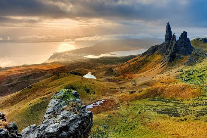 Isle of Skye is a unique travel destination