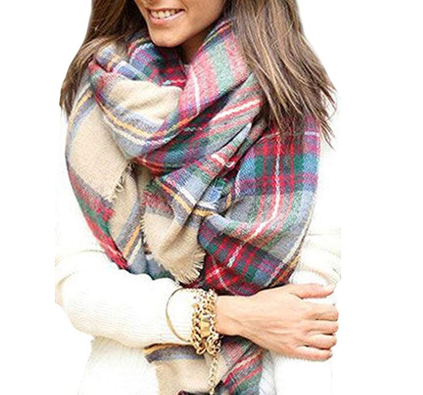 Scarf for women for winter.