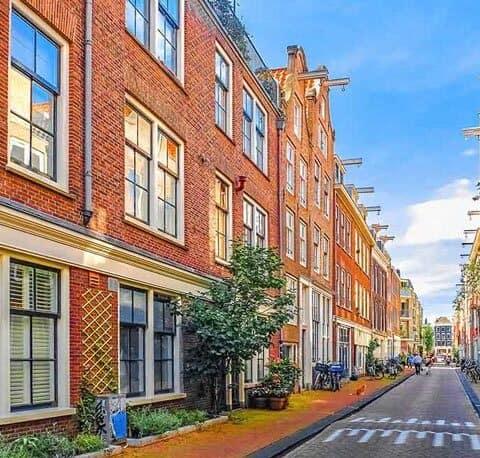 Jordaan Neighborhood in Amsterdam