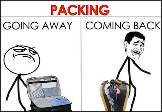 packing meme