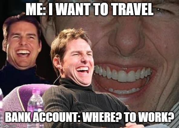 101 Funny Travel Memes: Most Hilarious Vacation Memes of