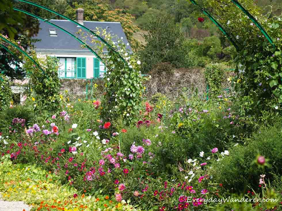 Monet House in Clos Normand, France