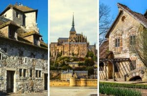 Check out these best day trips from Paris by train, including many beautiful chateaus and how to get there. So, be sure to go on a day trip to London or to Normandy this winter. Oh and we have many other suggestions than Versailles. Read more! #Paris #France #bytrain