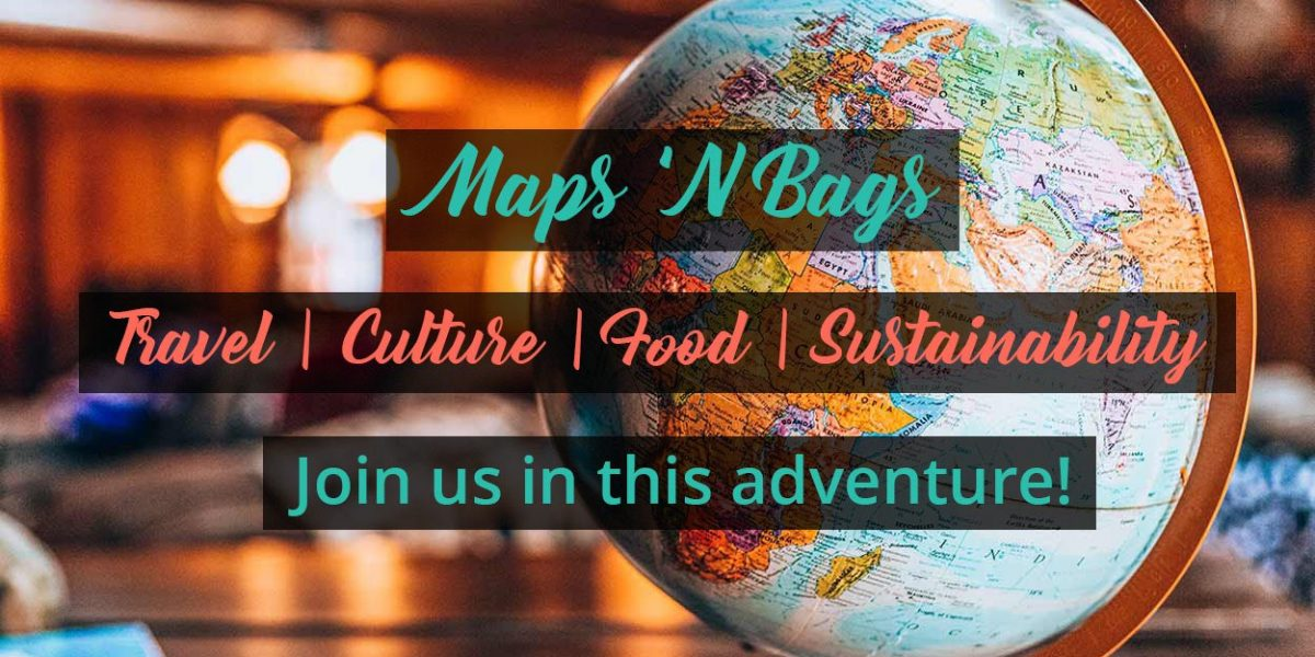 Maps 'N Bags is a travel blog jam-packed with travel tips.