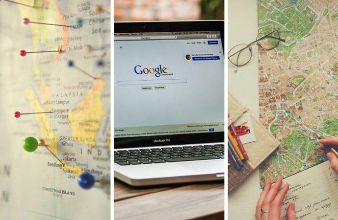 How to plan a trip with Google My Maps