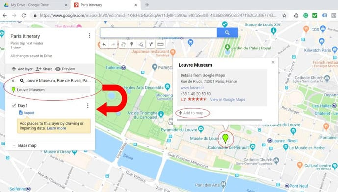 How to Plan a Trip with Google My Maps - Full Tutorial 2019 Google Map My Places on my disney maps, my google profile, my google calendar, my google plus, my msn maps, my google docs, my google history, my google search, my google contacts, my maps app, my google mail, my maps example, my places google, weather maps, my google drive, my google business, bing maps, satellite maps, my google gmail, my nokia maps,