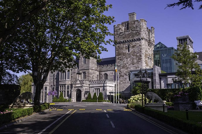 Clontarf castle hotel in Dublin, best hotel to stay near Dublin