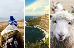 Not sure what to pack for Ireland? Check out this ultimate Ireland packing list for all seasons! Including Ireland travel tips, travel checklist, and what to wear in Ireland (for men and women!). Check it out! #Ireland #Packing