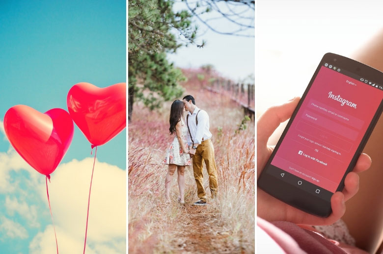 100+ Cute Instagram Captions for Couples » Maps 'N Bags