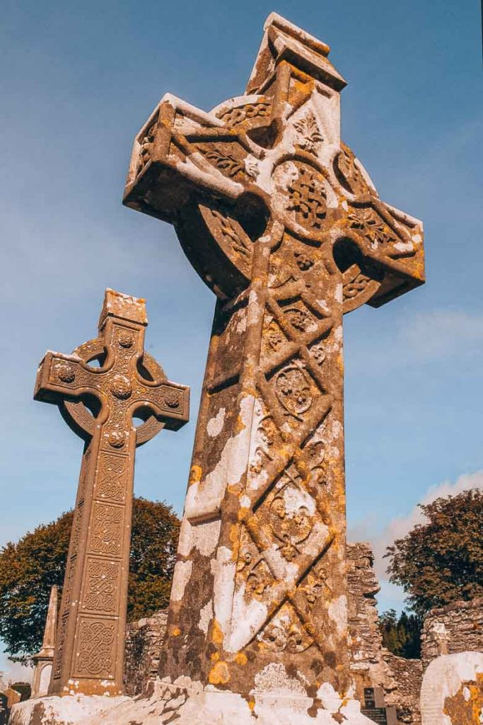 Monasterboice High crosses are pleasant day tours from Dublin!