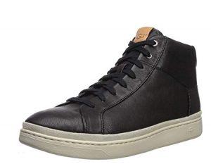 Black sneakers men wear in Ireland