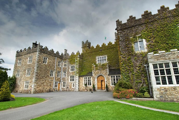 Irish castle Waterford