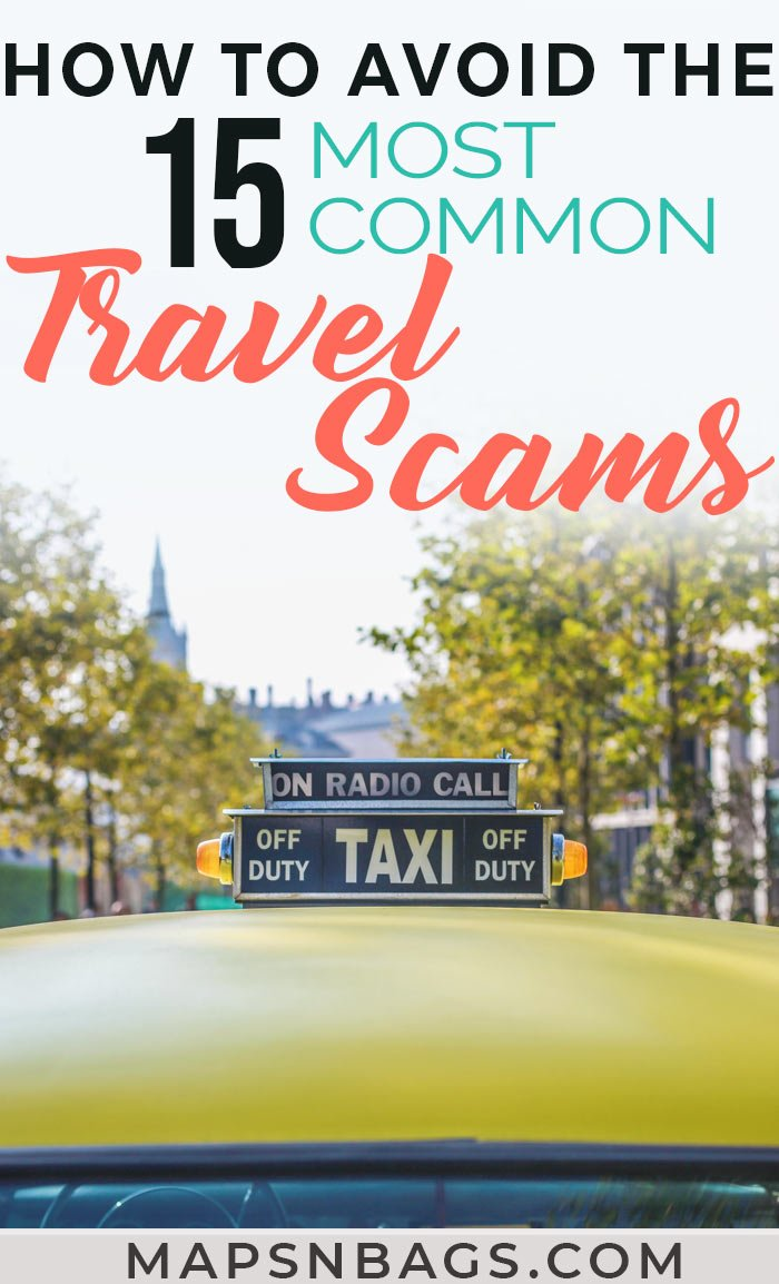 The most commons travel scams in the world. Follow these tips to avoid losing your money in Europe this summer. #Travel #Scams