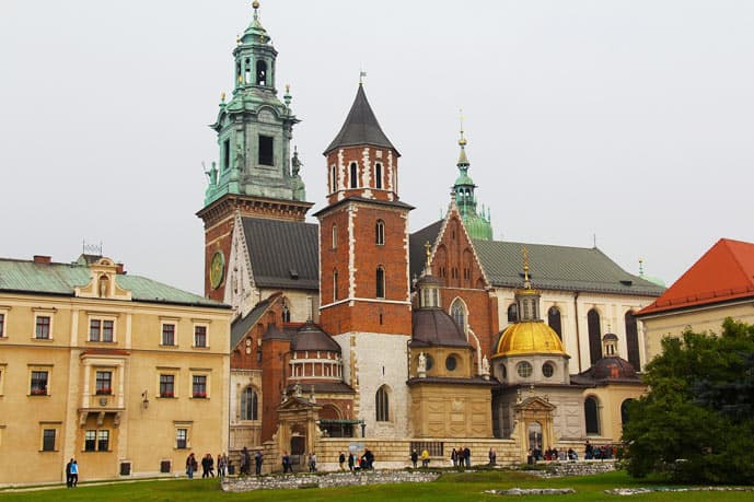 Quiz Wawel Royal Castle in Poland