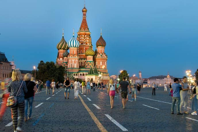 Quiz St Basil's Cathedral