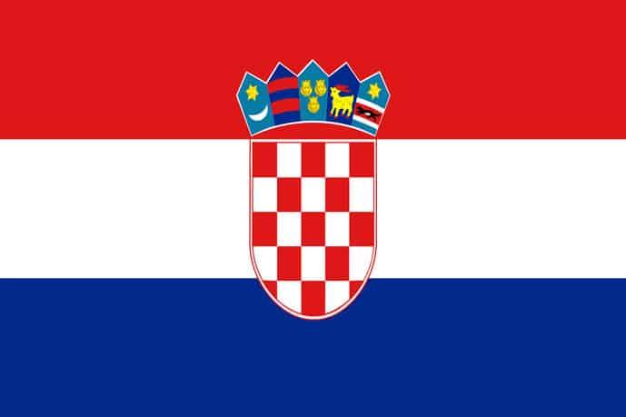 Europe Flag Quiz - Croatia