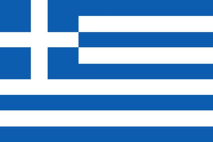 Europe Flag Quiz - Greece