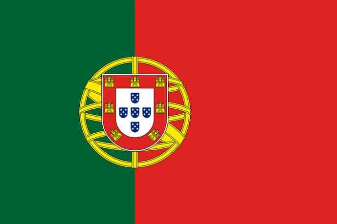 Europe Flag Quiz - Portugal
