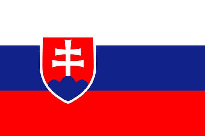 Europe Flag Quiz - Slovakia