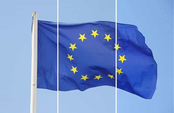 Quiz European Union Flags Header