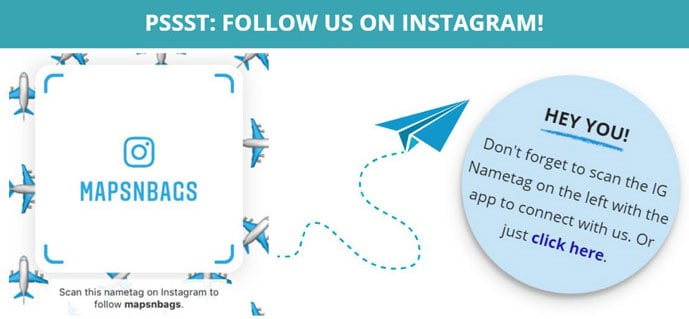 Mapsnbags Instagram Qcode