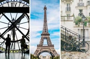 4 days in Paris itinerary for first timers