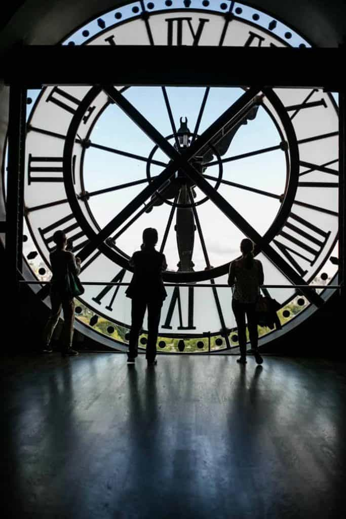 Paris 4 day itinerary, visit the Musee d'Orsay