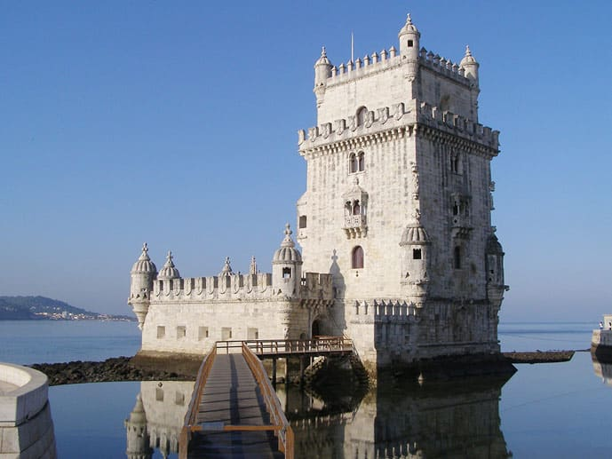 Lisbon or Porto: Belem Tower in Lisbon